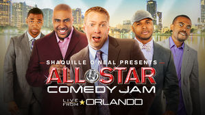 Shaquille O'Neal Presents: All Star Comedy Jam: Live from ...