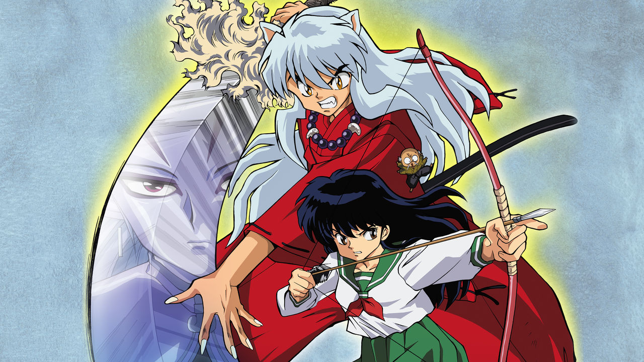 Inuyasha Affections Touching Across Time Netflix