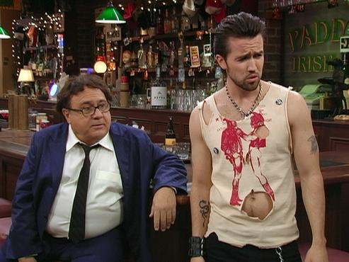 Its always sunny in philadelphia dees dating a retarded person